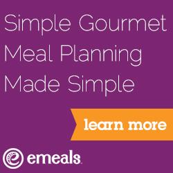 Simple Gourmet Meal Plans