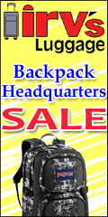 BACK TO SCHOOL '11 - BACKPACK HEADQUARTERS SALE!