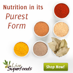 Live Superfoods - The Raw Superfoods Superstore