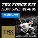 TRX FORCE Kit. Now only $174.95