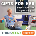 Gifts for Her at Think Geek!