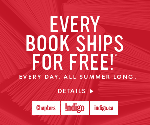 Every book ships for free!