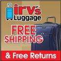Shop Irvs.com and get Free Shipping