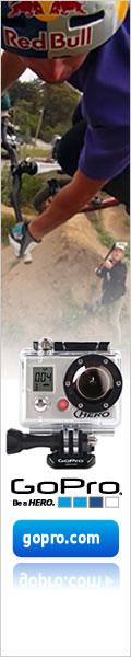 GoPro HD HERO Camera @ GoPro.com