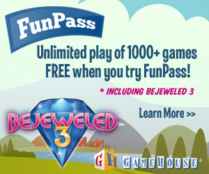 FunPass Bejeweled 3 - Puzzle Game