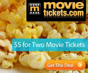 $5 for 2 Movie Tickets & 14 Day Elite Trial