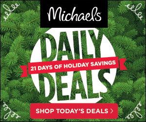 21 Days of Deals- Nov. 2- Nov. 22