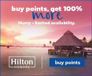 Buy Hilton Points
