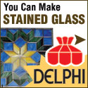 you can make stained glass