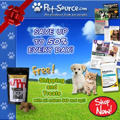 Shop www.Pet-Source.com