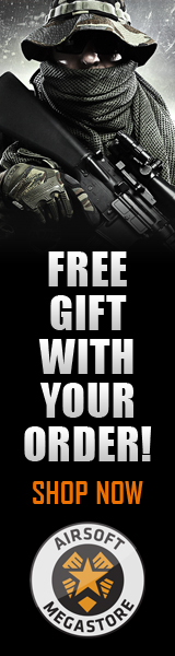 Airsoft Megastore - Free Gift With Your Order