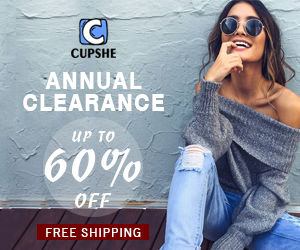 Annual Clearance! Up to 60% Off! Shop Now!
