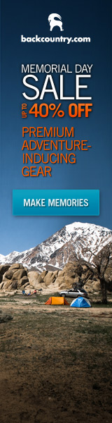 Free Shipping On Award Winning Gear