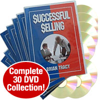 Successful Selling DVD Series -- $2,995 Value -- 4