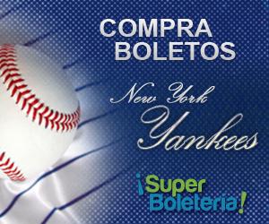 Compra Boletos para los New York Yankees