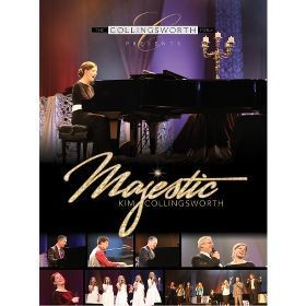 Majestic, dvd, Kim Collingsworth, christian music