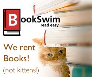 Rent bestseller books from BookSwim!