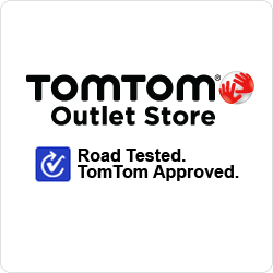 TomTom Outlet Store. Road Tested. TomTom Approved