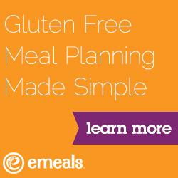 Gluten Free Meal Plans