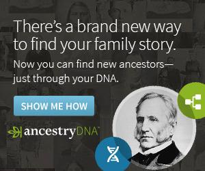Ancestry raw DNA test
