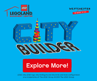 City Builder at LEGOLAND Discovery Center Westchester