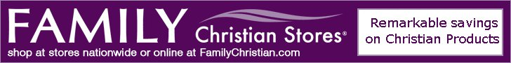Remarkable savings on Christian Products