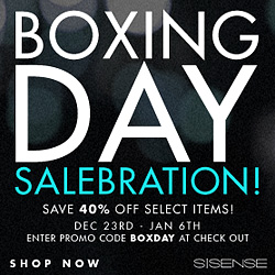 Ssense Boxing Day Sale