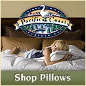 Browse Down Pillows at Pacific Coast Now!