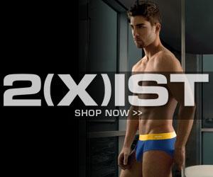 2(x)ist mens underwear & swimwear