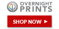 Shop OvernightPrints.com for up to 62% savings sitewide!