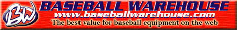 Baseball Warehouse Online Store