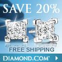 Diamond.com - 3 CT Quartz & Diamond 14K Gold Ring