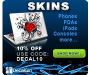 David April Skins by DecalGirl.com