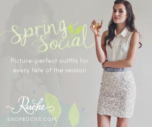 Ruche Spring Dresses