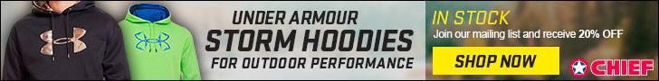Under Armour Hoodies @ CHIEFSupply.com