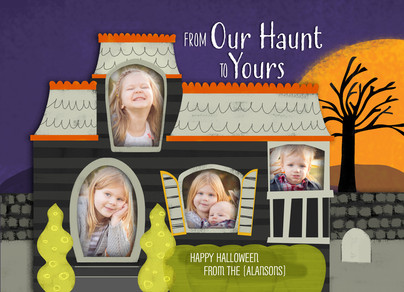 Save 25% off Fall, Halloween, Thanksgiving Cards and Invites at Cardstore! Use Code: CCM4116, Valid