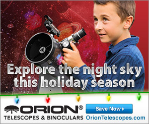 Get rid of the Monday Blues...Cyber Monday Sales from Orion!
