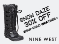 thru 1/6 - 30% Off Snow Daze