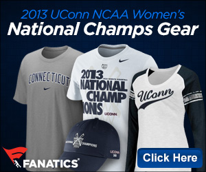 Shop for 2013 UConn Huskies Womens National Champions gear at Fanatics!