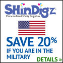 SAVE 20% IF YOU ARE IN MILITARY SEE DETAILS