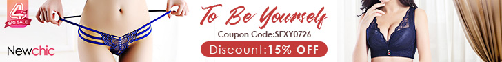 15% OFF To Be yourself728x90