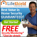 LifeShield Security - Free Security Monitoring