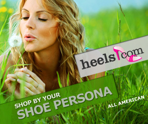 Heels.com - Shop by Persona All-American