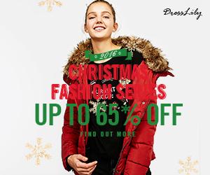 Christmas Sale: Up to 65% OFF + 15% Coupon