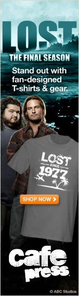 LOST - The Final Season - Gear Up at CafePress!