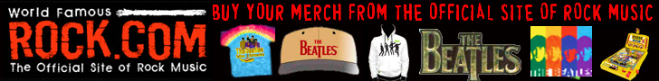 Get Rock Band T-Shirts & Merchandise from Rock.com