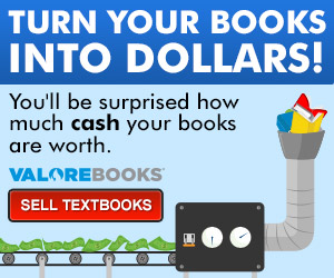 ValoreBooks discount coupons