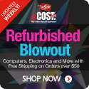 eCOST.com?s Black Friday Sneak Peek: Huge Savings and Specials Offer ends 11/25 11:59 PM PT