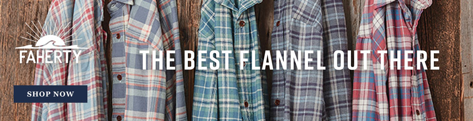Shop Faherty Brand
