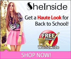 Get the Haute Look from SheInside for Back To School